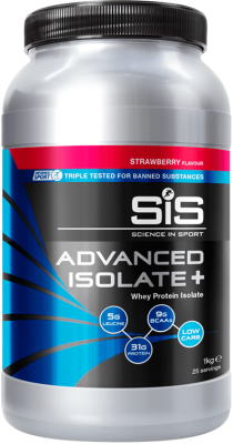 Протеин в порошке SIS 1 кг Advanced Isolate+
