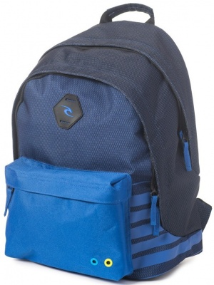 Рюкзак М Rip Curl PRO GAME DOUBLE DOME (blue)